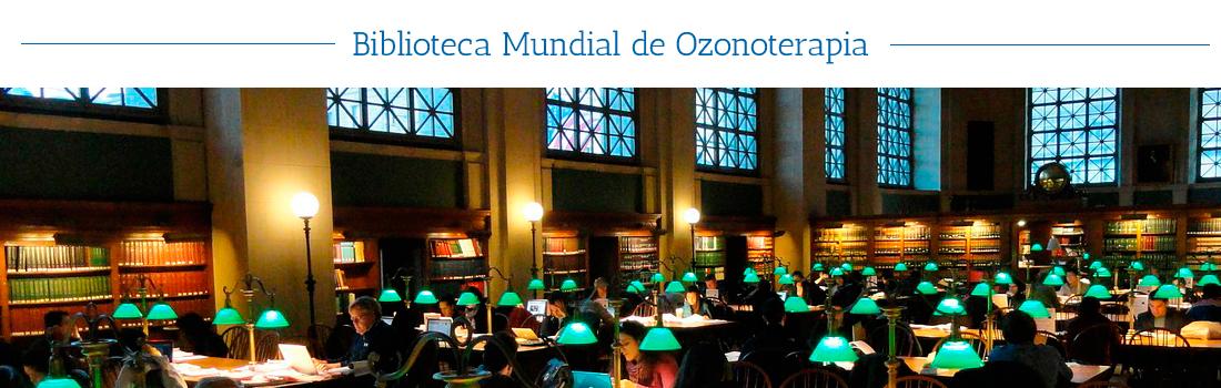 Biblioteca Mundial de Ozonoterapia