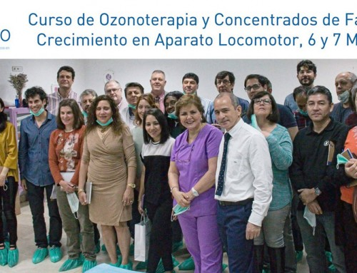 Totally Full Course OZONE THERAPY / CONCENTRATES GROWTH FACTORS IN LOCOMOTIVE SYSTEM May 6-7, 2016