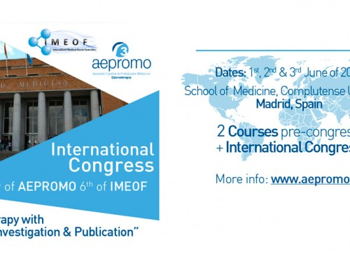 Awards to the best papers of the 5th International Congress of AEPROMO and 6th of IMEOF