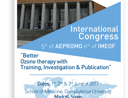 5th International Congress of AEPROMO. 6º International Congress of IMEOF
