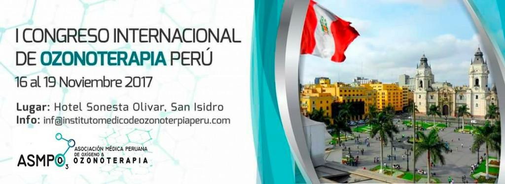 Congreso de Ozonoterapia se realizó exitosamente en Perú