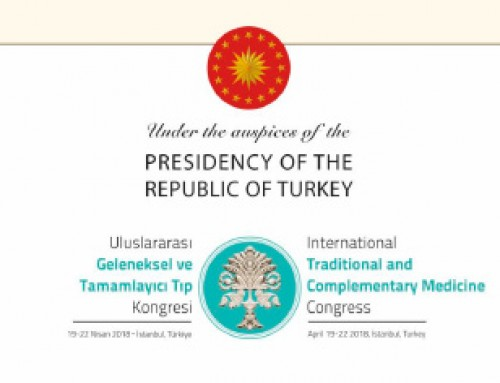Presıdent of AEPROMO ınvıted by Turkey to Internatıonal Congress