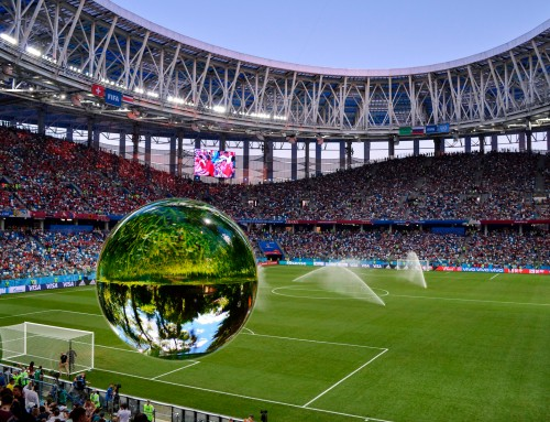 Russia, Ozone Therapy and 2018 World Football (soccer) Cup
