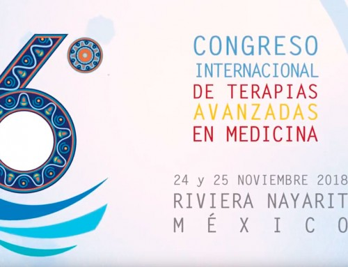 PRESIDENT OF AEPROMO AT THE INTERNATIONAL CONGRESS OF ADVANCED THERAPIES IN MEXICO