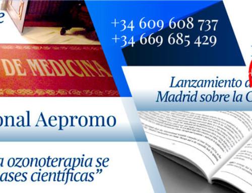 Comunicado de AEPROMO 1 abril 2020  CANCELACIÓN DEL 6º CONGRESO INTERNACIONAL DE AEPROMO