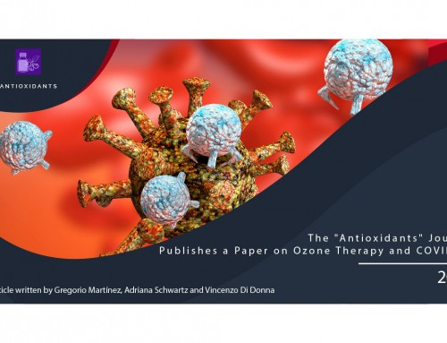 "The ""Antioxidants"" Journal (impact factor 4,520) Publishes a Paper on Ozone Therapy and COVID-19"