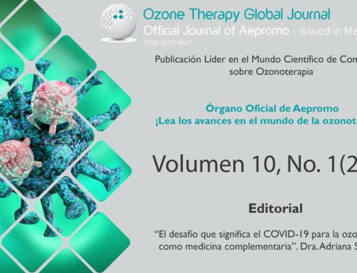 NUEVO NÚMERO DE OZONE THERAPY GLOBAL JOURNAL