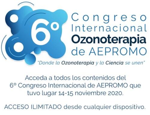 6º Congreso Internacional de AEPROMO online