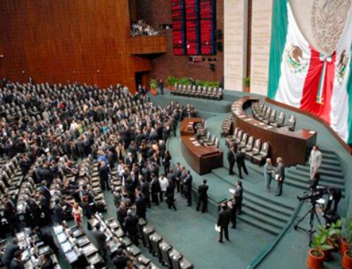 PRESENTED BILL LAW ON OZONE THERAPY IN THE MEXICAN SENATE